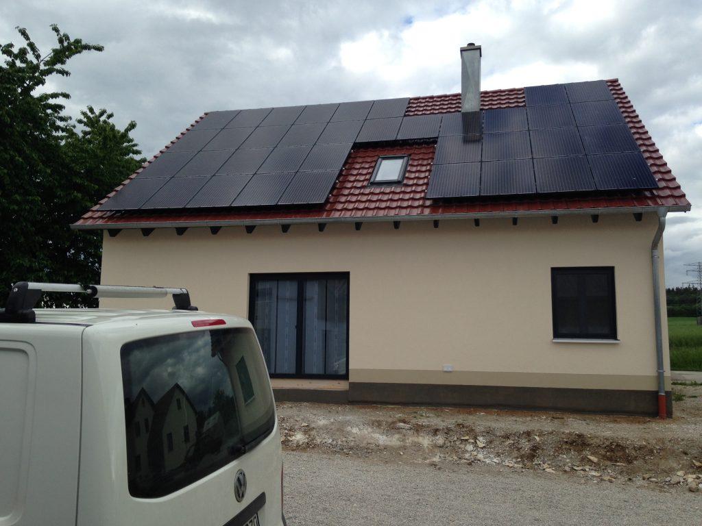 2014 Berching 9,81 kWp