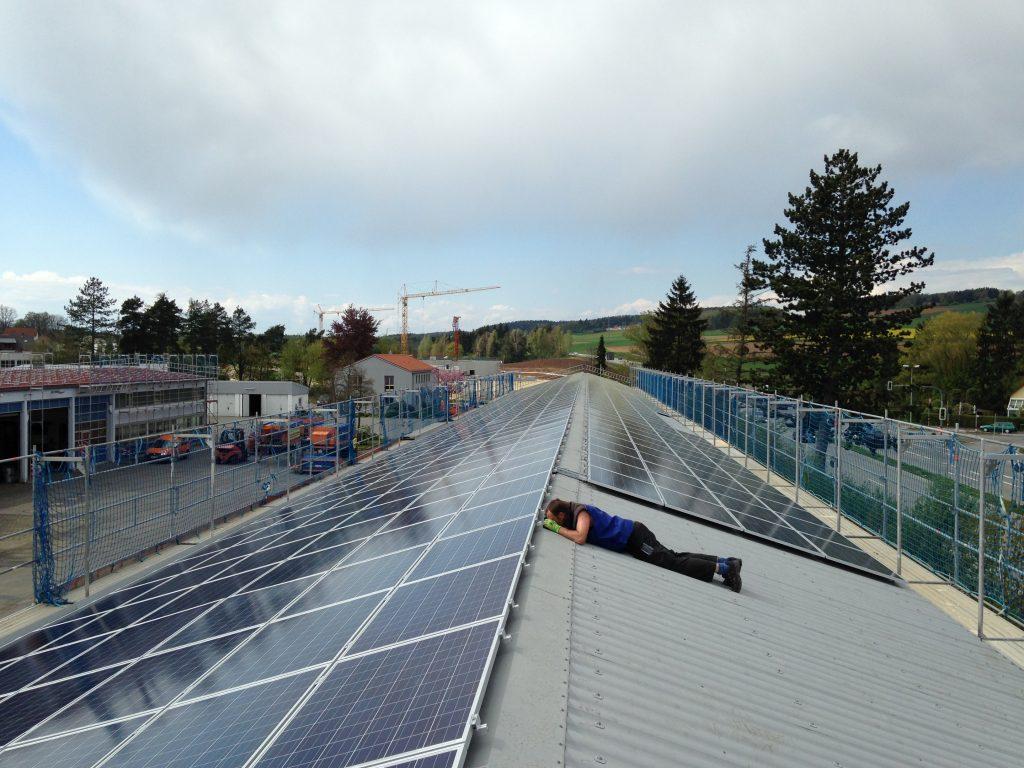 2015 Amberg 354 kWp