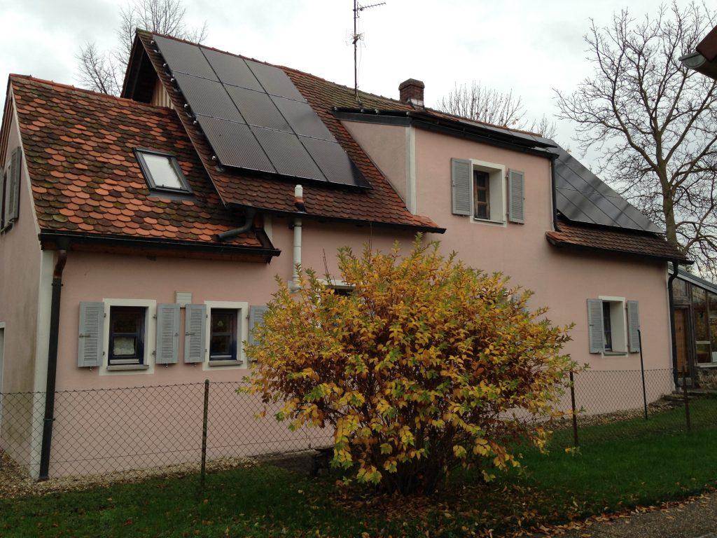 2015 Donaustauf 7,83 kWp