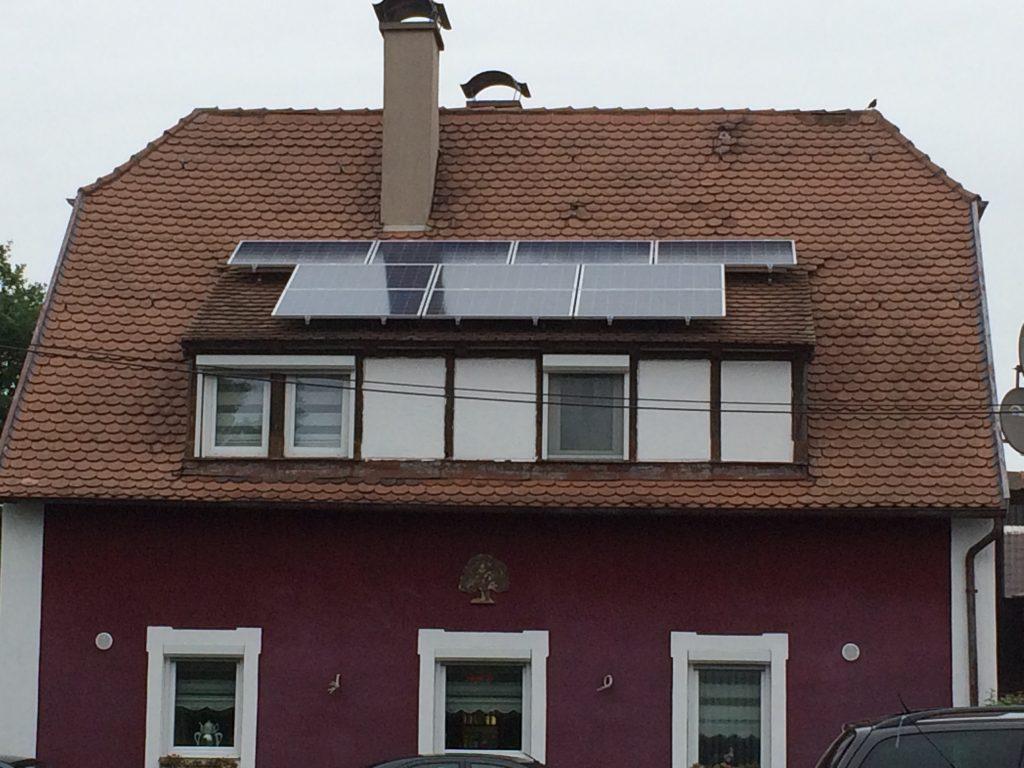 2015 Fürth 2,5 kWp