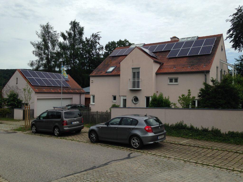 2015 Regenstauf 8,67 kWp