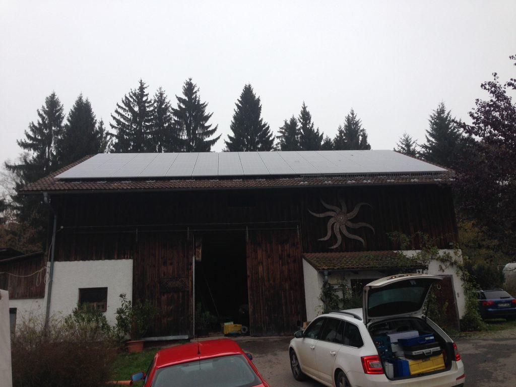 2015 Wiesenfelden 15 kWp