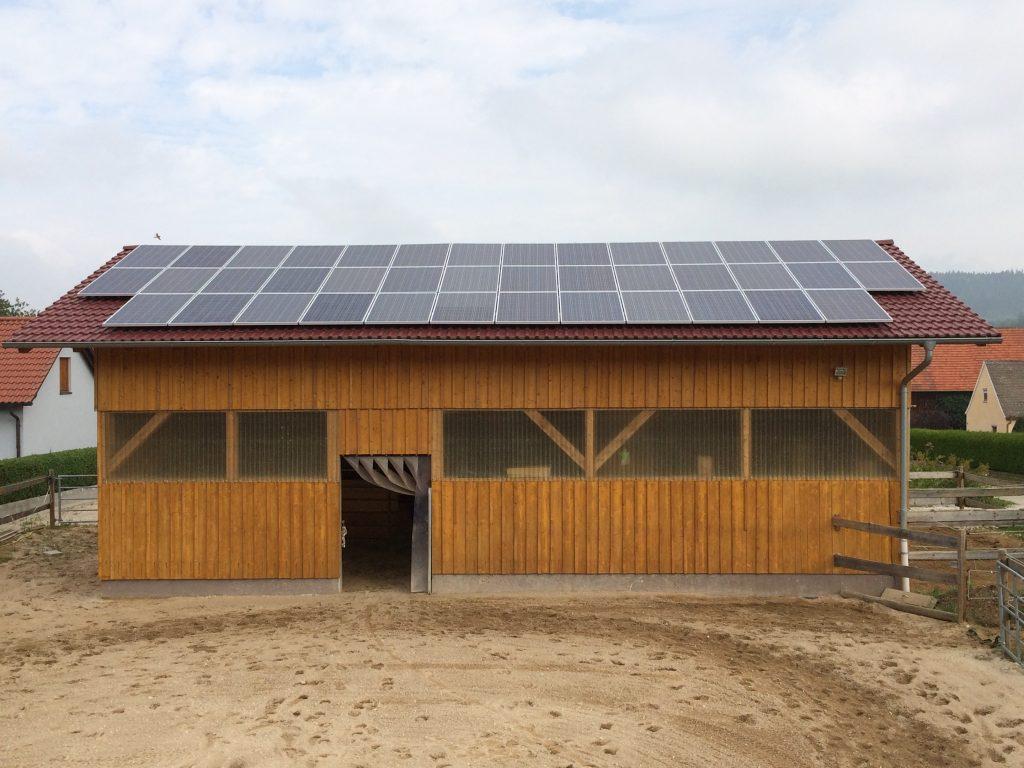 2015 Freystadt 10 kWp