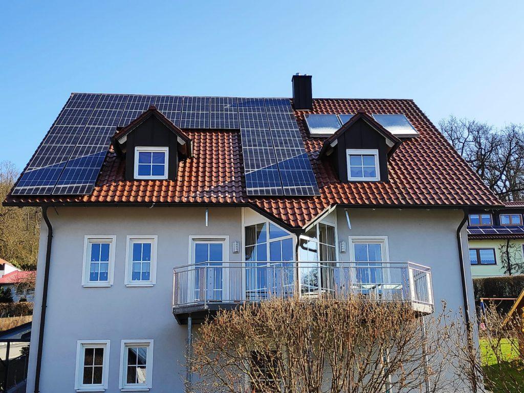 2020 Fensterbach 9,8 kWp