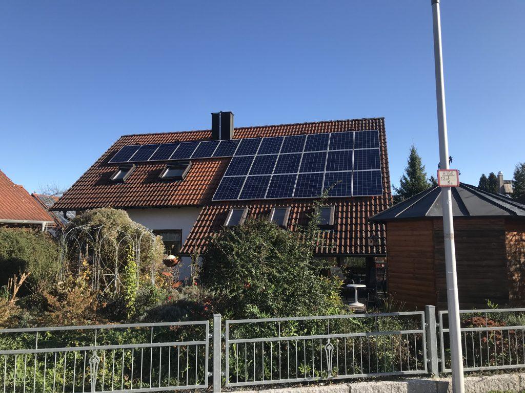 2019 Köfering 9,9 kWp