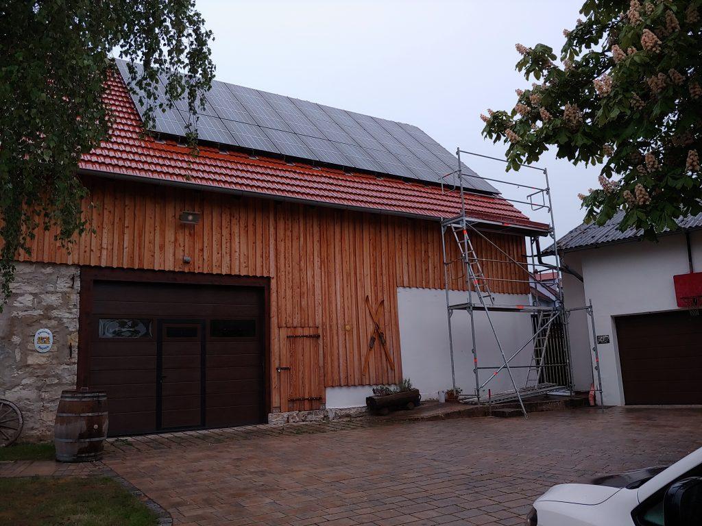2020 Neumarkt 9,75 kWp