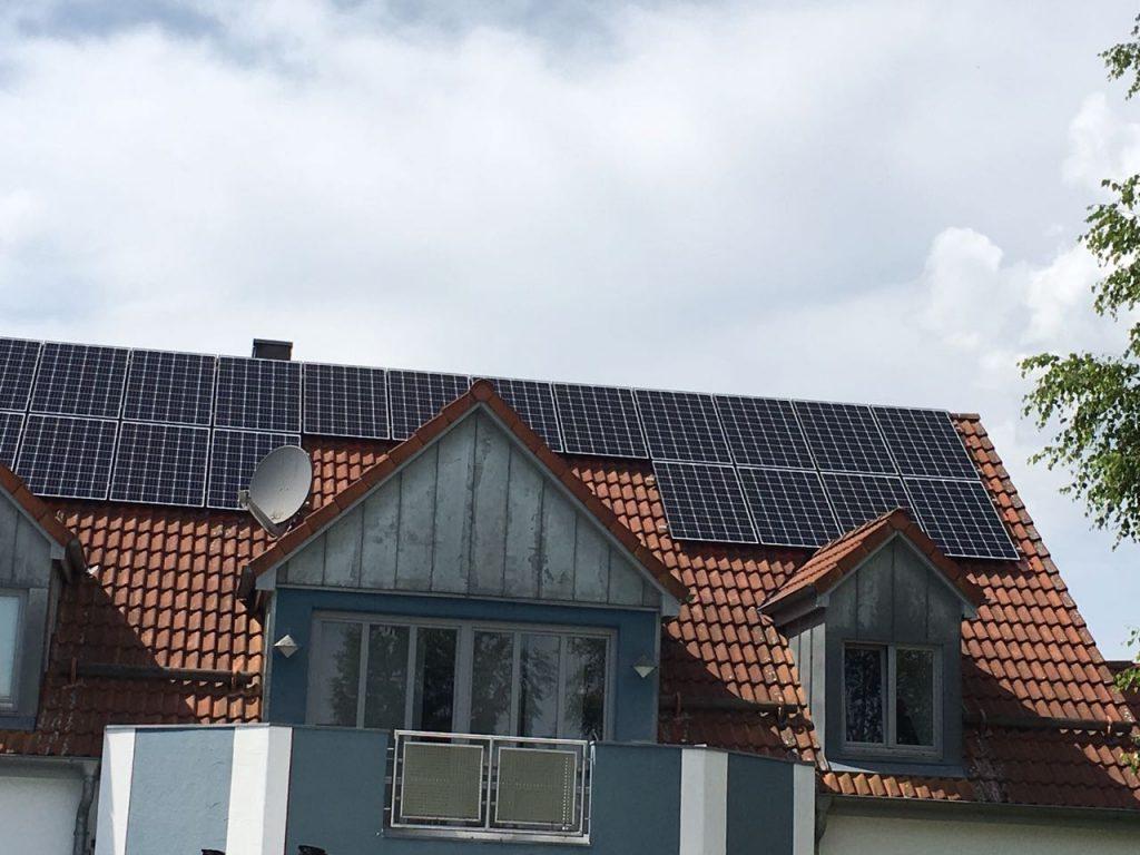 2018 Pilsach 8,4 kWp