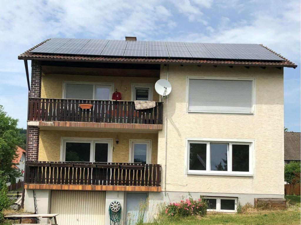 2018 Schnaittenbach 9,9 kWp