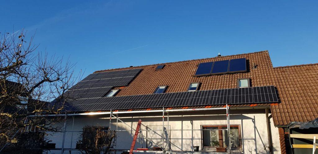 2020 Weiherhammer 9,66 kWp