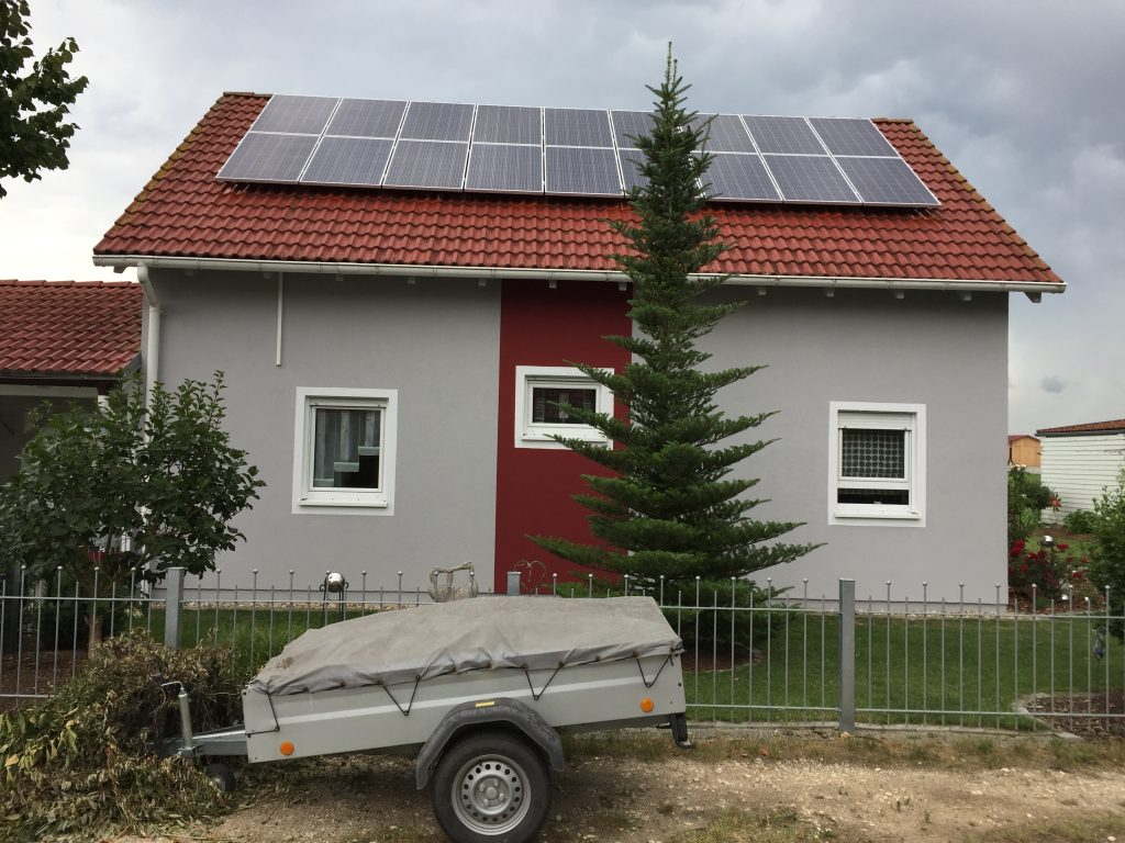 2017 Pfatter 9,90 kWp